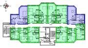 Продажа однокомнатные апартаменты 26.73м2 в Апарт-отель Юмашева 6 - Фото 2