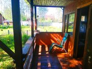 Добротный бревенчатый дом на участке 15 соток - Фото 4
