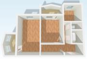 18 000 $, 2- комнатная квартира, 9 школа., Купить квартиру в Тирасполе по недорогой цене, ID объекта - 318323948 - Фото 7