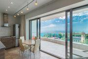 Элитная квартира с видом на море
