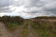 Земля 6,5 га с круглогодичным подъездом, Высокиничи, Жуковский р-н - Фото 2