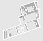 Продается 3-комнатная квартира общей площадью 83,8 кв.м. - Фото 4