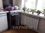 Трехкомнатная квартира в центре города, Купить квартиру в Казани по недорогой цене, ID объекта - 315511098 - Фото 4
