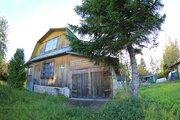 Садовый дом 80 м2 на участке 6 соток, Мшинская, СНТ Буревестник