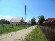 Продается участок в с. Алеканово, в 15 км от Рязани - Фото 1