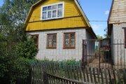 Продается кирпичная дача на участке 8 соток в г. Александров СНТ Дружб
