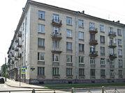 Двухкомнатная квартира в Сталинке на Бассейной улице по Разумной цене