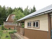 Добротный дом 140 кв.м, баня, красивый участок. Лес.52 км. 7 соток.
