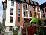 Квартира 30 м2. В закрытом жилом комплексе бизнес класса