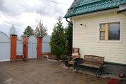Брусовой дом в Егорьевском районе в д.Юрьево - Фото 3