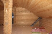 Основательный бревенчатый дом 150 кв.м,  на участке 15 соток. ИЖС - Фото 4