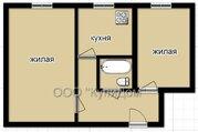 2-комнатная, Набережная., Купить квартиру в Тирасполе по недорогой цене, ID объекта - 314302061 - Фото 8