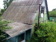 Дача на земле ИЖС 15 сот гараж баня д Иншино газ свет - Фото 1