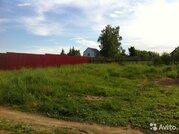 Продается участок в деревне Козино