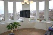 3-комнатная квартира в новом жилом доме с прекрасным видом, Купить пентхаус в Ялте в базе элитного жилья, ID объекта - 308792857 - Фото 11