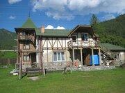 Коттедж в Усть Мунах