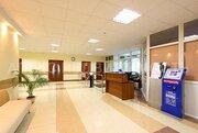 Аренда офиса 123 м2 м. Белорусская в бизнес-центре класса В в Тверской