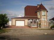Жилой дом 200 кв.м в с полной отделкой и благоустройством в п. . - Фото 1