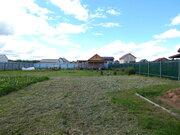 Участок 11 соток сруб для бани из бревна в Бражниково рядом с вдх - Фото 2