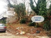 Продажа земельного участка 3 сотки в Ялте по улице Речная.