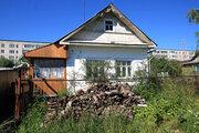 Дом в городе Струнино, 85 км от МКАД. - Фото 1