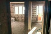 Однокомнатная квартира без отделки