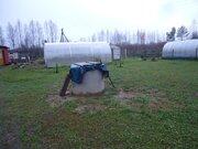 15,62 сотки с временным домиком. д. Войтолово - Фото 3
