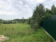 Участок с газом, 20 соток, с ландшафтом, д. Змеевка, Чеховский район - Фото 4