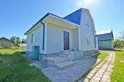 Два дома на участке 25 соток в деревне Голубцово - Фото 4