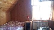 Дом 190кв.м. с коммуникациями + гостевой дом с беседкой, в п.Заокском - Фото 3