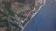 Участок 5 Га на берегу моря в Лазурном, Крым под пансионат