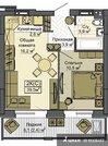 Продаю2комнатнуюквартиру, Барнаул, улица Чернышевского, 192, Купить квартиру в Барнауле по недорогой цене, ID объекта - 321944511 - Фото 2