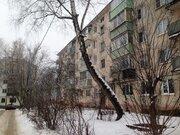 3х комн квартира в г Егорьевске, 1 мкр, д 13, 5/5п. Окна и трубы пвх, - Фото 1