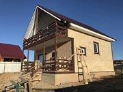 Комлево / Боровск 2хэтажный зимний дом 130м2 на 10 сотках земли - Фото 2