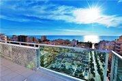 Роскошный двухуровневый пентхаус, Купить квартиру в новостройке от застройщика Аланья, Турция, ID объекта - 312961881 - Фото 1