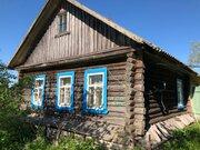 Дом в деревне ИЖС рядом с рекой и озером под прописку - Фото 1