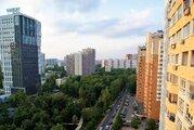Просторная квартира с видами на Сити и живописный мост., Купить квартиру в Москве по недорогой цене, ID объекта - 321438067 - Фото 16