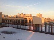 Пентхаусный этаж в 7 секции со своей кровлей, Купить пентхаус в Москве в базе элитного жилья, ID объекта - 317959547 - Фото 16