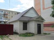 Здание магазина (кафе и т.д.), Вокзальныйпер, г.Александров, Владимир - Фото 1