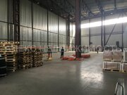 Аренда помещения пл. 1700 м2 под склад, производство, Домодедово . - Фото 1