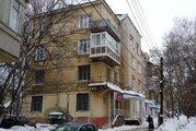 3-комнатную квартиру (70,1 кв.м.) в центре города на 1 этаже 4-, Купить квартиру в Нижнем Новгороде по недорогой цене, ID объекта - 309428153 - Фото 1