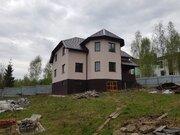 Двухэтажный дом 368 кв.м. в дер. Редино, 45 км. от МКАД по Ленингр. ш. - Фото 1