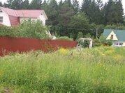 8 соток на берегу озера. Щелковское ш, 55 км от МКАД, деревня Дальняя. - Фото 4
