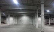 Склад 700 м2, рампа, отопление, Аренда склада в Краснодаре, ID объекта - 900276417 - Фото 1