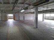 Производственно-складское помещение 750 кв.м.