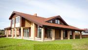 Продается большой дом с панорамным видом на Круглое озеро - Фото 1
