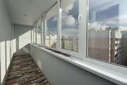 """Продается 1-комнатная квартира, ул. Измайлова, ЖК """"Измайловский"""", Купить квартиру в Пензе по недорогой цене, ID объекта - 326034691 - Фото 3"""