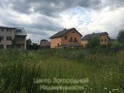 Участок, Щелковское ш, Ярославское ш, 21 км от МКАД, Щелково. Участок . - Фото 1