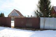 Отличный бревенчатый дом с газом на участке 18 с. с видом на церковь - Фото 4