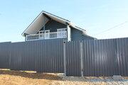 Алексино. Новый красивый дом в деревне. Панорамные виды. Все коммуника - Фото 2